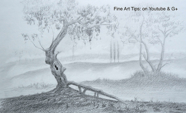 Classes on Drawing Landscapes